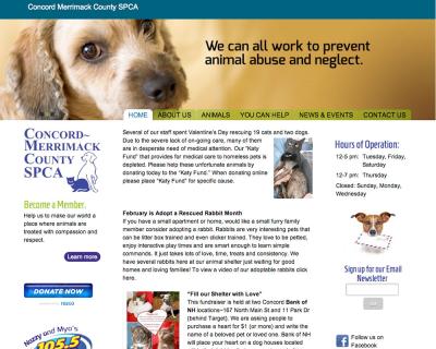 Concord-Merrimack County SPCA