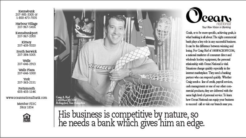 oceanhockey - Grinley Creative, NH Advertising Agency | Grinley