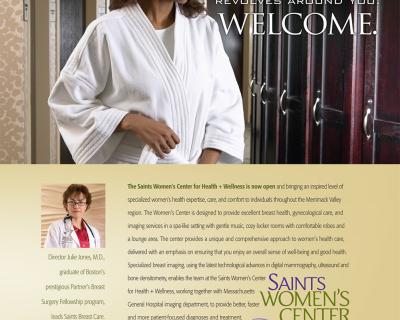Saints Women's Center