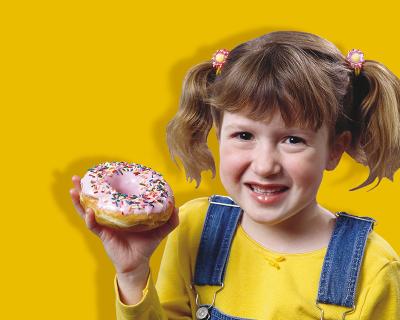 """Sullivan Tire """"Donut Girl"""""""