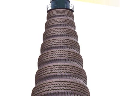 Sullivan Tire – Maine Print Ad