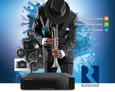 Russound Print Ad