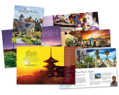 Grinley Creative completes new catalog for Country Heritage Tours