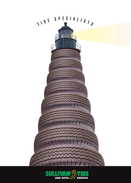 Sullivan Tire-Lighthouse